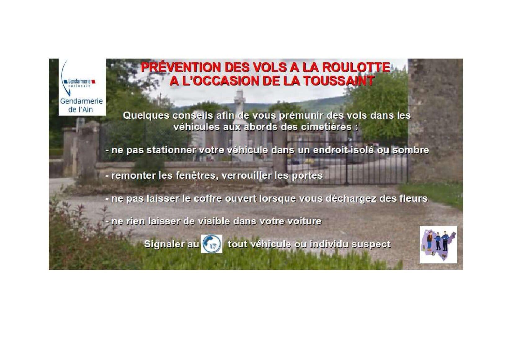 Prevention Toussaint