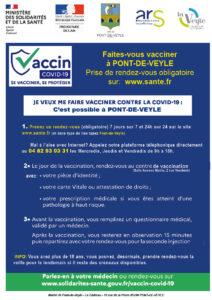 Centre Vaccination Pont de Veyle